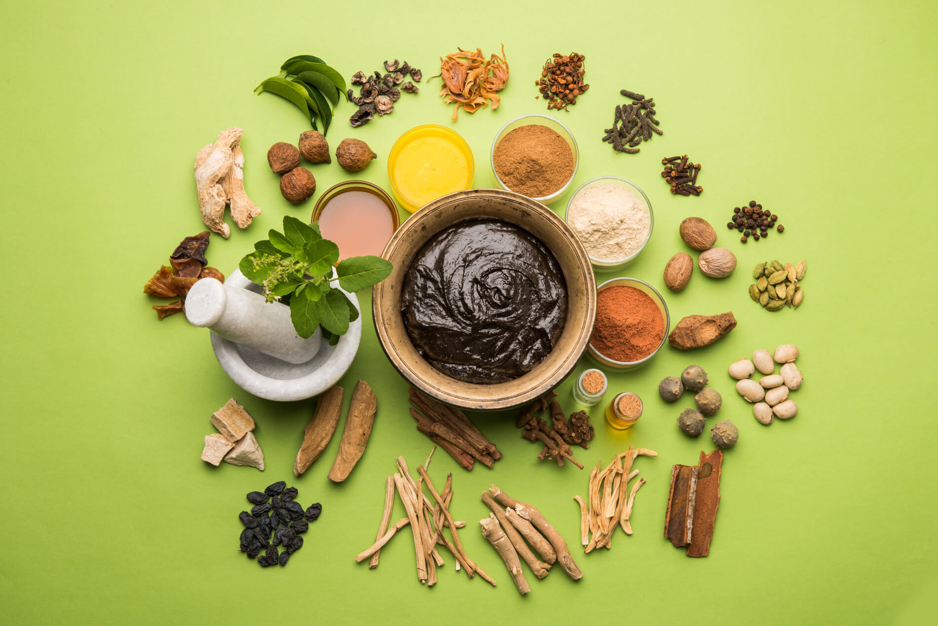 Ayurveda – The Wisdom of Wellbeing