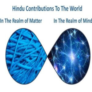 Hindu Contributions to the World in the Realm of Mind