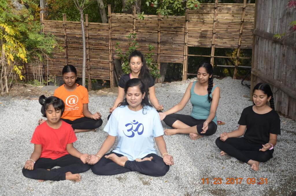 Teaching Yoga for Children